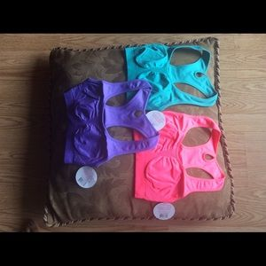 Other - Set of 3 NWT Sports Bras